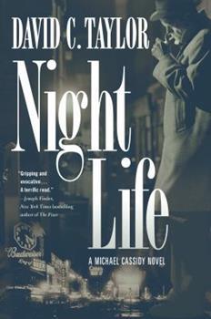 Paperback Night Life: A Michael Cassidy Novel Book