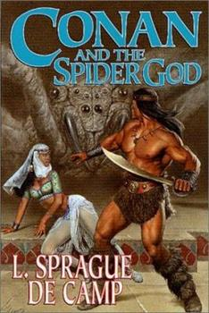 Conan and the Spider God - Book  of the Conan the Barbarian