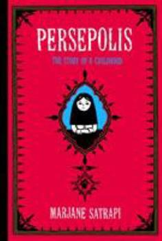 Paperback Persepolis : The Story of a Childhood Book