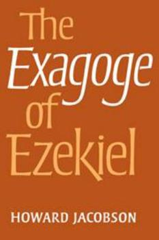 The Exagoge of Ezekiel 0511897960 Book Cover