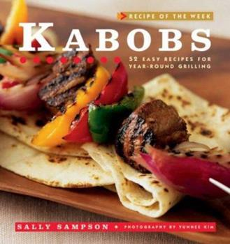 Recipe of the Week: Kabobs (Recipe of the Week) 0471921408 Book Cover