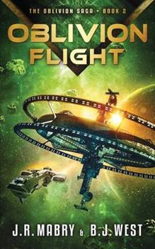 Oblivion Flight - Book #2 of the Oblivion Saga