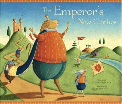 The Emperor's New Clothes 0811845699 Book Cover