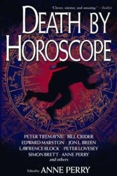 Paperback Death by Horoscope Book