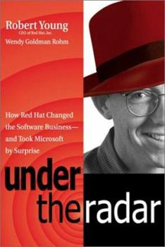 Under the Radar: How Red Hat Changed the Software Business and Took Microsoft by Surprise 1576105067 Book Cover