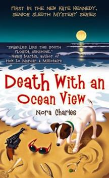 Death With An Ocean View 0425194884 Book Cover