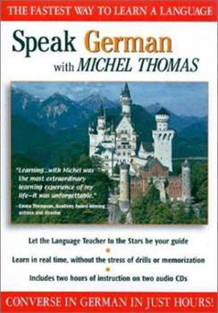 Audio CD Speak German with Michel Thomas (Speak... with Michel Thomas) Book