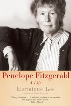 Penelope Fitzgerald: A Life 0385352344 Book Cover
