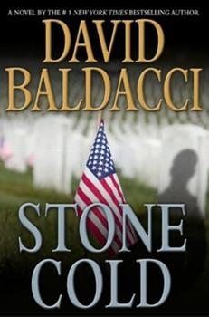 Hardcover Stone Cold (Camel Club) Book