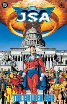 JSA: The Golden Age (Elseworlds) - Book  of the Complete Justice Society