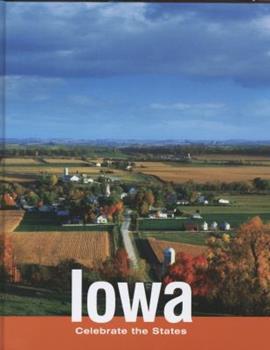Iowa - Book  of the Celebrate the States