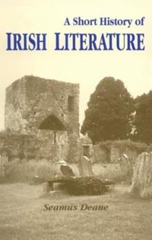 A Short History of Irish Literature 0091613612 Book Cover