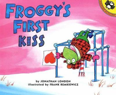 Froggy's First Kiss - Book  of the Froggy