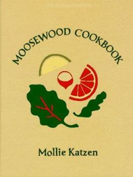 Paperback The Moosewood Cookbook Book