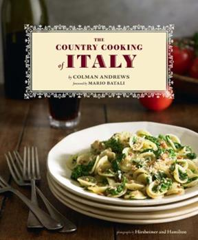 Country Cooking of Italy 0811866718 Book Cover
