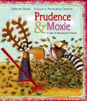 Prudence and Moxie 0618416072 Book Cover