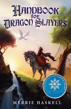 Hardcover Handbook for Dragon Slayers Book