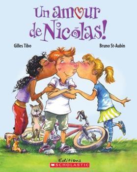 Un Amour de Nicolas - Book  of the Nicolas