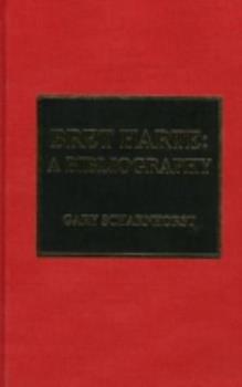Bret Harte: A Bibliography 0810830671 Book Cover