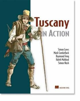 Tuscany SCA in Action 1933988894 Book Cover