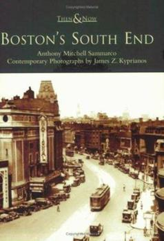 Boston's South End - Book  of the  and Now