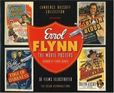 Paperback Errol Flynn: The Movie Posters Book