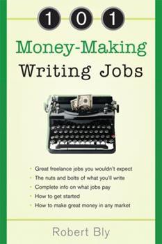 Paperback 101 Money-Making Writing Jobs Book