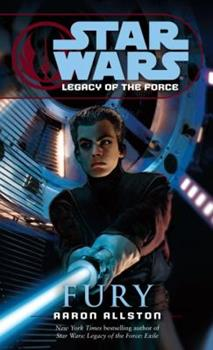 Fury - Book  of the Star Wars Legends