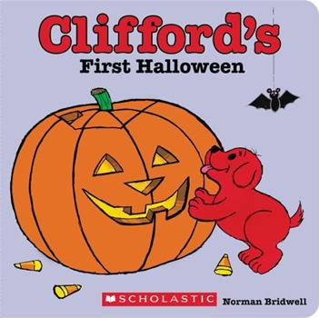 Clifford's First Halloween (Clifford the Small Red Puppy) - Book  of the Clifford the Big Red Dog