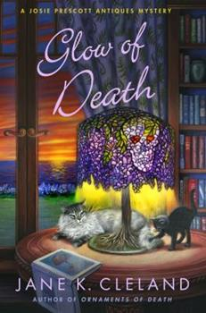 Glow of Death 1250102979 Book Cover