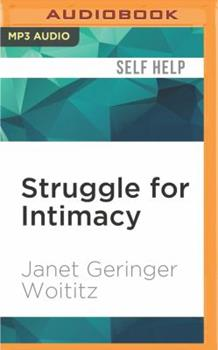 Struggle for Intimacy (Adult Children of Alcoholics series) 0932194257 Book Cover