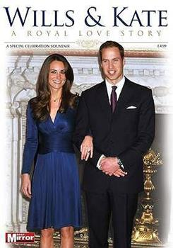 Perfect Paperback Will & Kate: A Royal Wedding Book