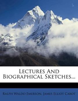 Paperback Lectures and Biographical Sketches Book