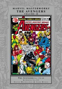 Marvel Masterworks: The Avengers, Vol. 18 - Book  of the Avengers 1963-1996 #278-285, Annual