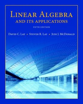 Linear Algebra and Its Applications 0201824779 Book Cover