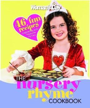 Paperback The Nursery Rhyme Cookbook Book