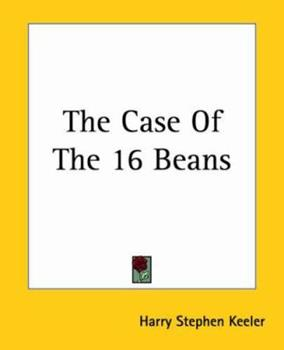 Paperback The Case of the 16 Beans Book