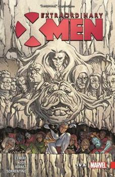 Extraordinary X-Men, Volume 4: IvX - Book  of the Extraordinary X-Men Single Issues