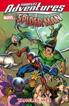 Marvel Adventures Spider-Man: Tangled Web - Book  of the Marvel Adventures