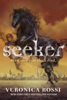 Seeker 0765382563 Book Cover
