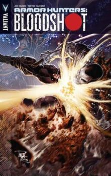 Armor Hunters: Bloodshot - Book #5.5 of the Bloodshot 2012