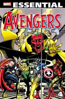 Essential Avengers Vol. 4 - Book  of the Avengers 1963-1996 #278-285, Annual