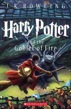 Paperback Harry Potter and the Goblet of Fire Book