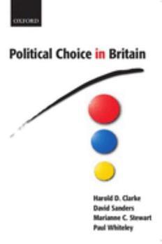 Paperback Political Choice in Britain Book