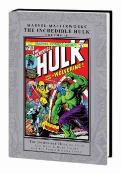 Marvel Masterworks: The Incredible Hulk, Vol. 10 - Book #235 of the Marvel Masterworks