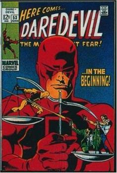Essential Daredevil Vol. 3 - Book  of the Essential Marvel