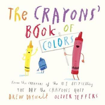 El Libro de Los Colores de Los Crayones - Book  of the Crayons