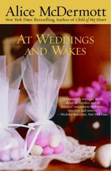 Paperback At Weddings and Wakes Book