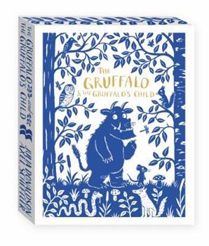The Gruffalo / The Gruffalo's Child - Book  of the Gruffalo