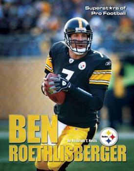 Ben Rothlisberger - Book  of the Superstars of Professional Football